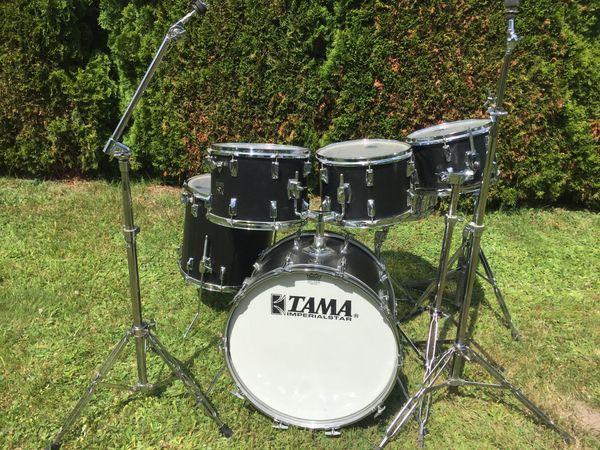 Das letzte 1974er Tama Imperialstar Vintage (dicke ReRings) Rare!