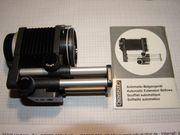 Novoflex- Balgengerät