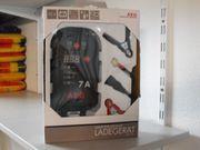 Batterieladegerät AEG 7 Amp Neu