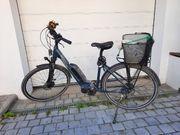 schickes Damen E-Bike Kreidler neuwertig