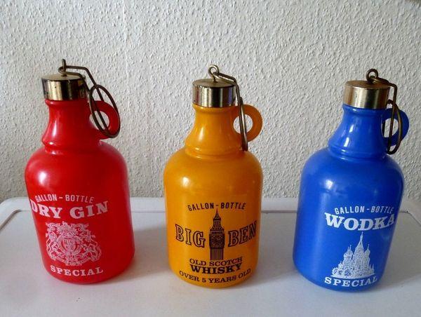3 Gallon Bottel original 70er