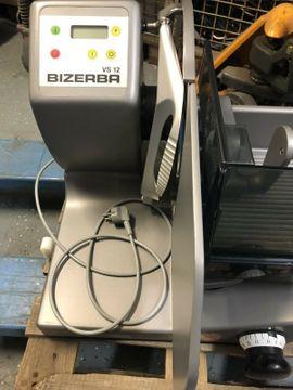 Gastronomie, Ladeneinrichtung - Bizerba VS12 C-W Aufschnittmaschine