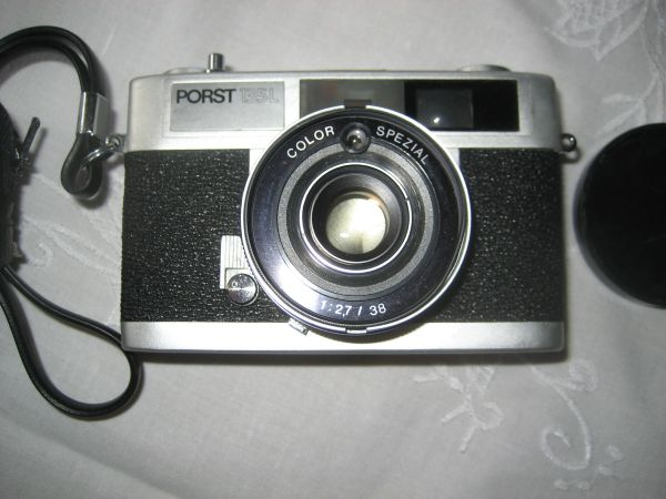Analog Kamera - PORST 135L Color