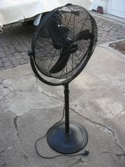 Standventilator Ventilator Lüfter Alaska SWM