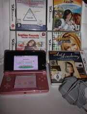 Nintendo 3DS Coral Pink Rosa