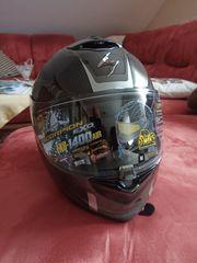 Carbon Motorradhelm