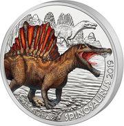 3 EUR Super Saurier Spinosaurier