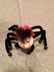 Schwingtier Spinne