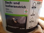 Dach- und Isolieranstrich ca 4