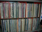 JAZZ und KLASSIK auf Vinyl-LPs
