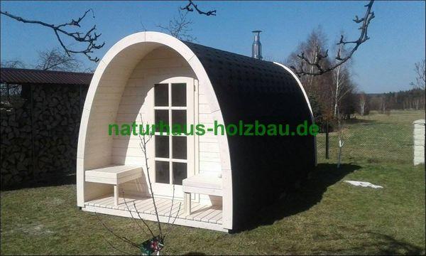 Saunapod Sauna Pod Fasssauna Saunafass