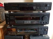 Sony Stereoanlage HiFi Anlage mit