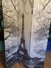 Paravant Paris beiderseitig bedruckt