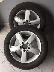 Alu- Kompletträder Reifen und Felgen