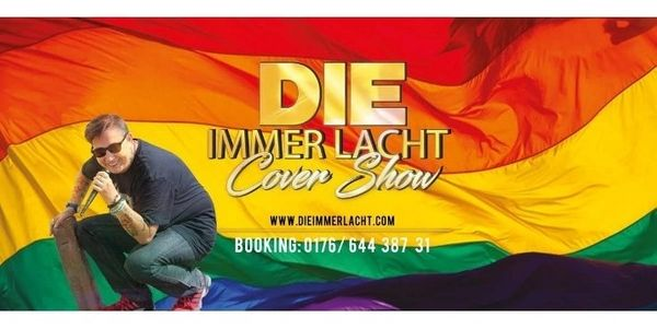 Die immer lacht Cover Show