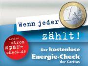 Stromspar-Artikel zu verschenken durch Caritas