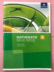 Mathematik Neue Wege 9 RP