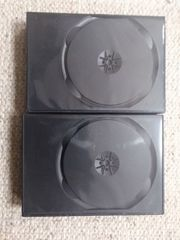 Doppel-DVD-Hüllen