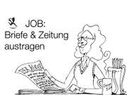 Zeitung Briefe austragen in Gotha -