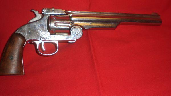 Smith Wesson BKA 217 Replika