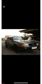 Audi 100 2 3 E