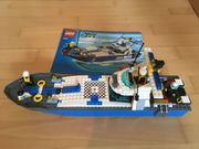 Lego City 7287 Polizeiboot