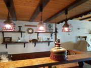 Lampenset 4-teilig Keramik