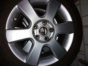 VW-Touran Alufelgen und Sommerbereifung ab