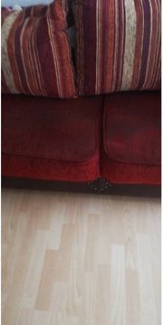 Big Sofa Kolonial und Sessel