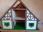 Holz-Puppenhaus Simba Bärenhaus