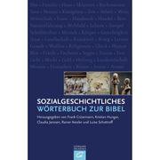 Sozialgeschichtliches Wörterbuch zur Bibel Buch -
