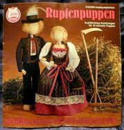 Rupfenpuppen-Anleitung für 16 stilvolle Puppen