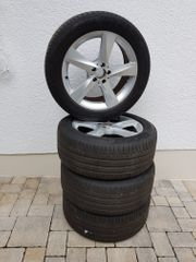 Original Mercedes Sommer Räder