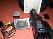 Panasonic Video Kamera VHS-C