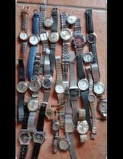 Sammle Kaufe Armbanduhren