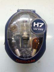PKW Ersatzlampen Set inkl Sicherungen