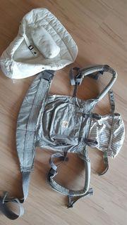 Ergobaby Babytrage mit Neugeborenen-Einsatz