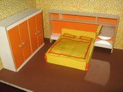 Bodo Hennig Schlafzimmermöbel für Puppenmöbel-Puppenstube-Puppenhaus