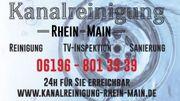 Rohr- Kanalreinigung in Hofheim und
