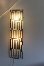 Große Ikea Lampe Gyllen - farblich