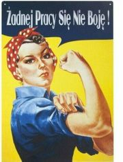 Fleißige Frau aus Polen sucht