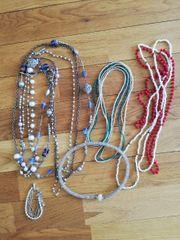 Halsketten Armband