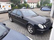 Mercedes Benz E320 AVANGARDE TÜV