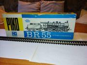 Dampflok BR 55 Spur HO