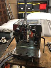 Fracino Hebel-Espressomaschine Propan oder elektrisch