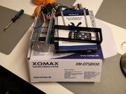 XOMAX XM-DTSB930 Autoradio mit Kamera