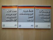 3 Bücher zur Geschichte der