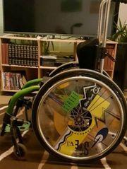 Rollstuhl für Kids