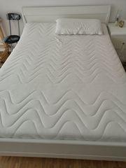 Schlafzimmer Eiche 4-teilig sehr guter
