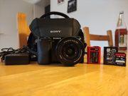 SONY Alpha 6000 Kit Systemkamera